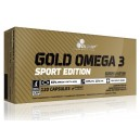 GOLD OMEGA 3 SPORT EDITION 120 CAPS