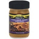 CINNAMON RAISIN PEANUT SPREAD 340 GR