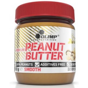 PREMIUM PEANUT BUTTER SMOOTH 350 GR