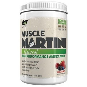MUSCLE MARTINI NATURAL 30 SERV