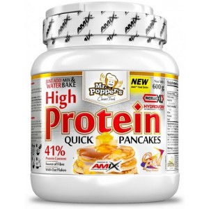 HIGH PROTEIN PANCAKES 600 GR