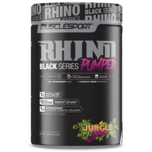 RHINO BLACK PUMPED 40 SERV