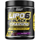 LIPO 6 BLACK TRAINING 30 SERV