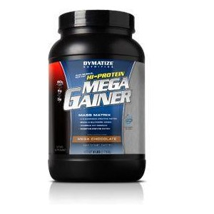 HIGH PROTEIN MEGA GAINER 2,7 KG